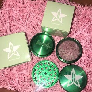 🆕💚 Jeffree Star GREEN 63mm Grinder